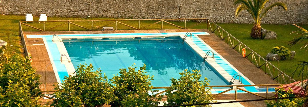 Hotel palacio de gara a en pr a llanes asturias for Camping en llanes con piscina